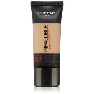 Loreal Infallible Pro-Matte Foundation Makeup - Shopping District