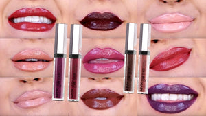NYX Slip Tease Full Color Lip Lacquer - Shopping District