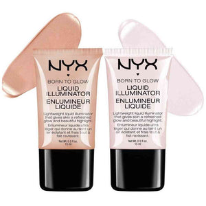 NYX Born to Glow Liquid Illuminator - Shopping District