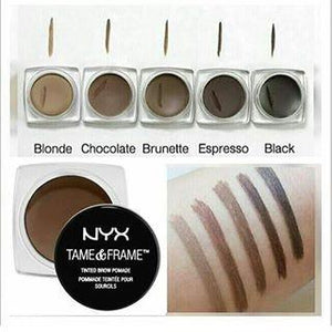 NYX Tame & Frame Brow Pomade - Shopping District