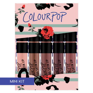 COLOURPOP MINI KIT ON A WHIM (Lips) - Shopping District