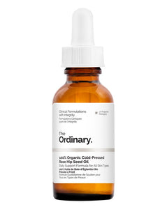 THE ORDINARY 100% Organic Cold-Pressed Rose Hip Seed Oil( 30ml ) - Shopping District