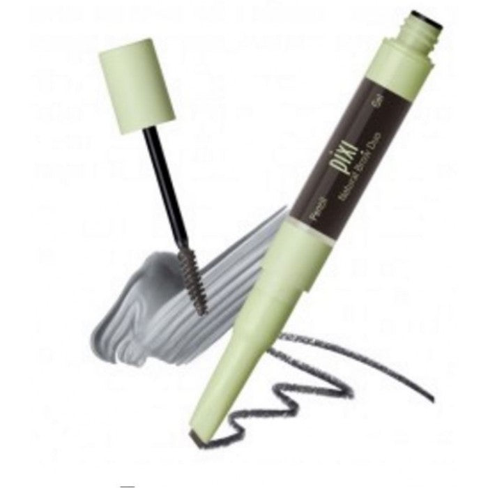 PIxi Natural Brow Duo - Soft Black