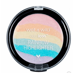 Wet n Wild Color Icon Rainbow Highlighter - Shopping District