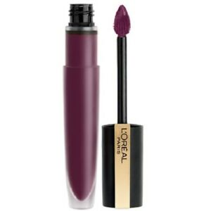 Loreal Paris Infallible Rouge Signature Matte Lightweight Lip Ink - Shopping District