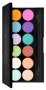 Sleek i-Divine Eyeshadow Palette - Shopping District