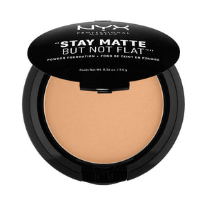 NYX Stay Matte Not Flat Powder Foundation - Shopping District