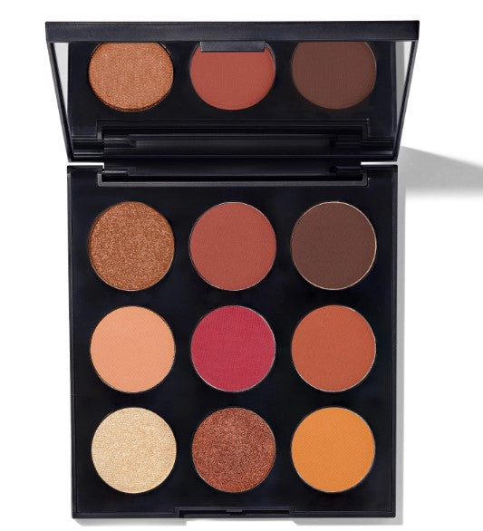 MORPHE 9D Painted Desert Artistry Palette - Shopping District