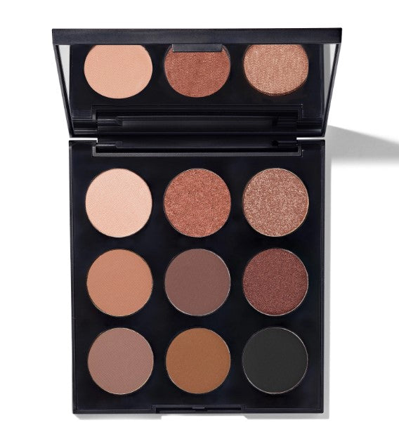 MORPHE 9T Neutral Territory Artistry Palette - Shopping District