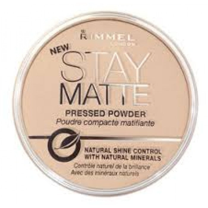 Rimmel Stay Matte Pressed Powder - Shopping District