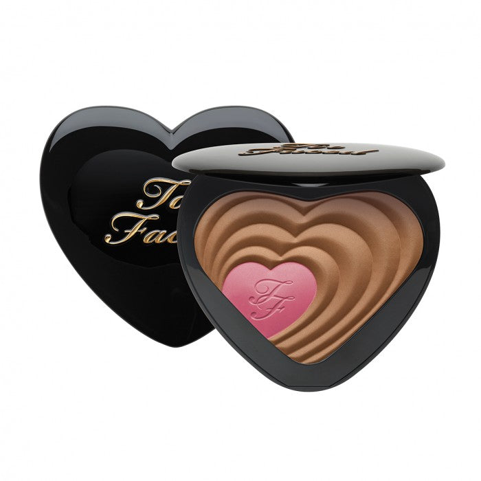 Too Faced SOUL MATES BLUSHING BRONZER Ross & Rachel