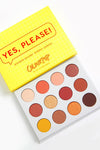 Colourpop Yes, Please! Pressed Powder Shadow Palette - Shopping District