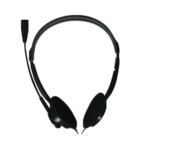 Zebronics 11 HM Wired Headset  (Black, On the Ear)
