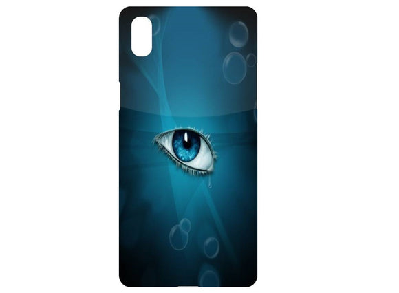 Perfect Back Cover for LYF Water 8  (Multicolor, Rubber, Plastic)