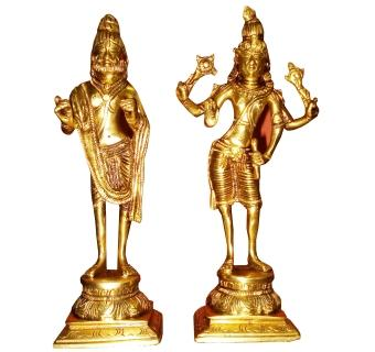 Dasavtaar Statue of Brass