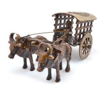 Decorative Bull Cart unique for decoration