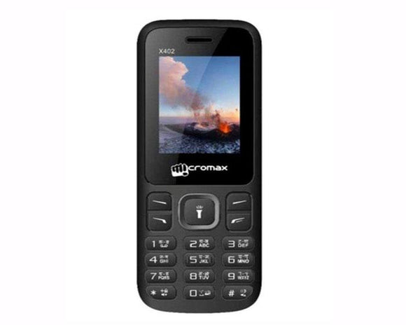 Micromax X402 (Black, 256MB) feature phone