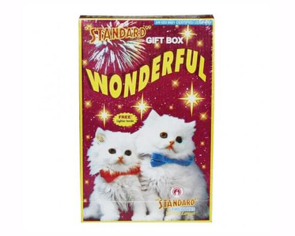 Standard Wonderful crackers Gift Box (31 items)