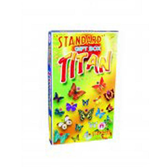 Standard Titan crackers Gift Box (46 items)
