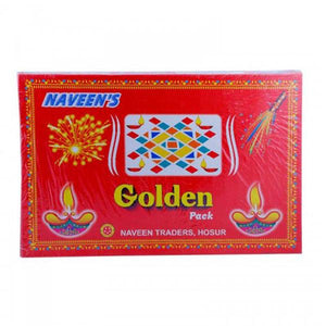 Naveen's Golden Crackers Gift Box (30 Items)