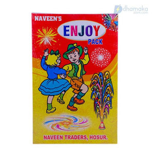 Naveen's Enjoy Pack 25 Items