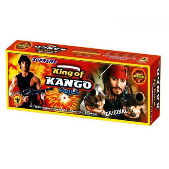 Supreme King of Kango Foils