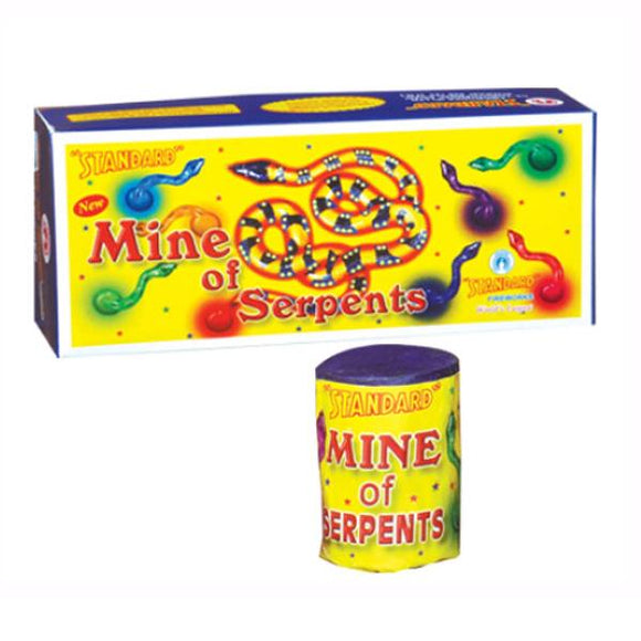 Standard Mine of Serpents fireworks