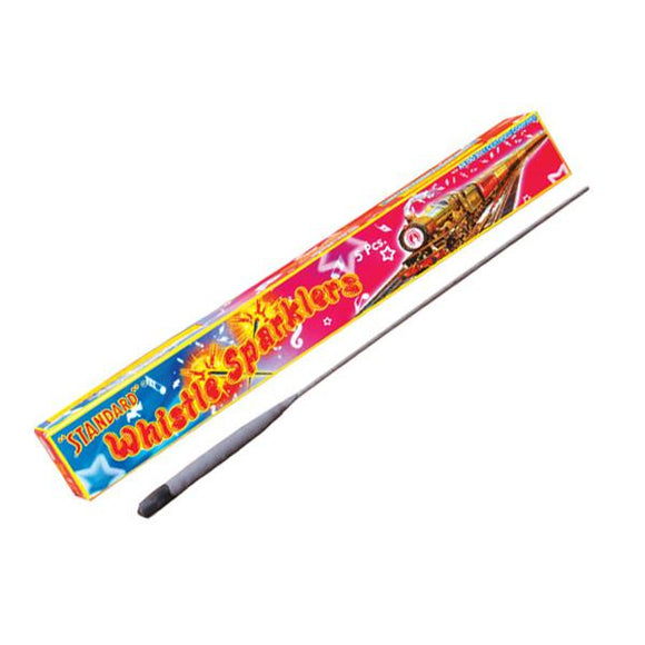 Standard Whistle Sparklers