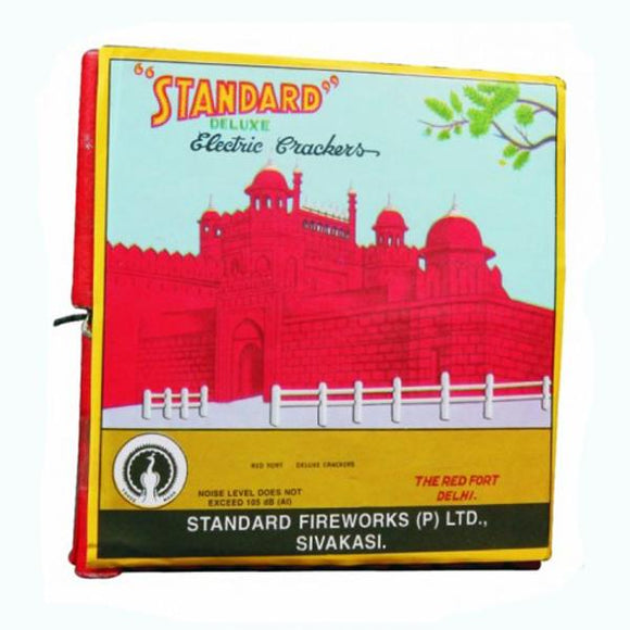 standard 24 redfort asoka Electric Crackers
