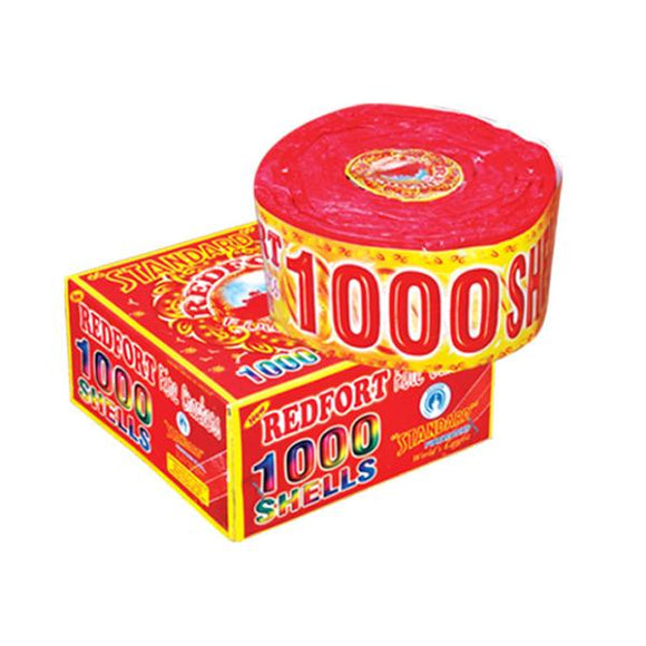 Standard Bullet fire crackers 1000's