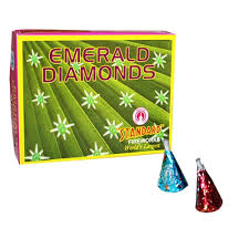 Emerald Diamond (10 Pieces in box)