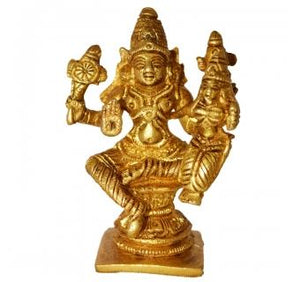 Lord Vishnu Avtar Sculpture made of Brass