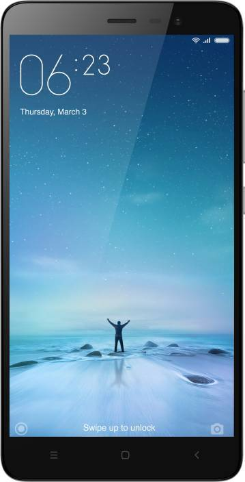 Xiaomi Redmi Note 3 (3GB RAM, 32GB, Dark Grey)