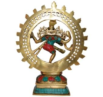 Natraj Statue Idol Sculpture Shiva - Nataraj The Lord of Dance Natrajan