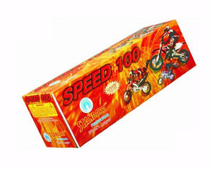 Standard Speed 100 shots firecracker