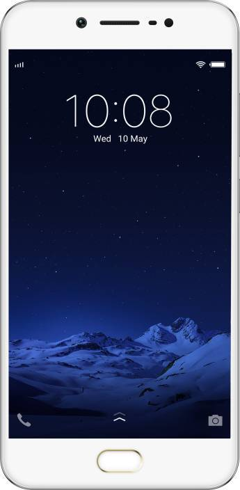 Vivo V5s (Crown Gold, 64GB, 4GB RAM)