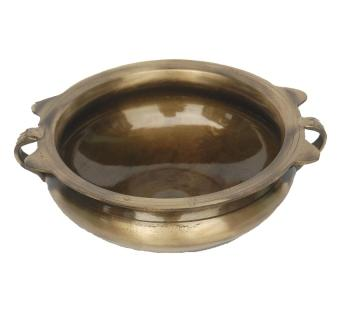 Handicraft Hurli of Brass By Aakrati