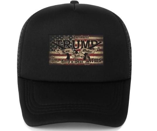 2nd Amendment Trump Hat