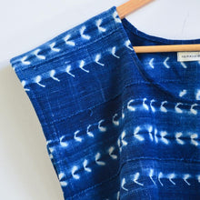 Winged Shibori Box Top