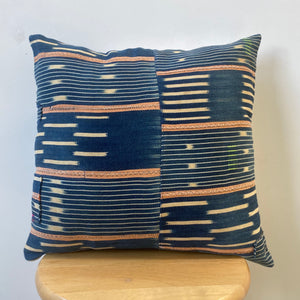 Ikat Pillow III