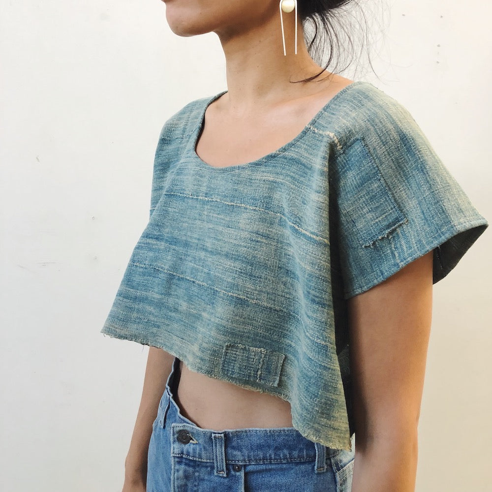 hemlock crop top