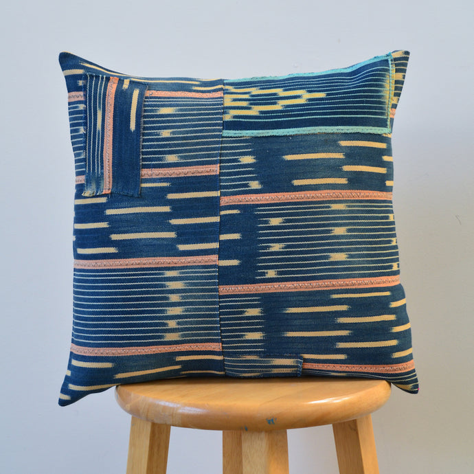 Ikat Pillow II