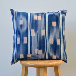 Ikat Pillow VIII