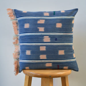 Ikat Pillow VII