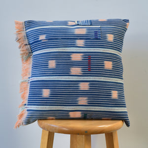 Ikat Pillow V