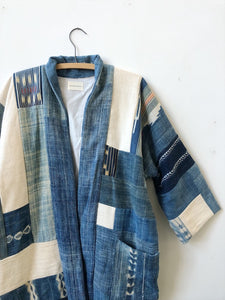 pisces patchwork jacket