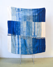Patchwork Throw I