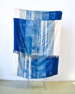 Patchwork Throw II