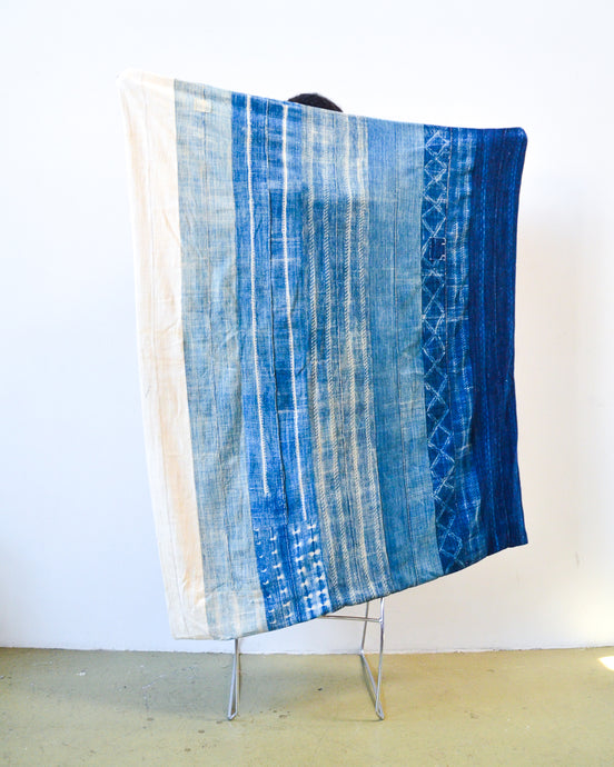 Patchwork Throw III
