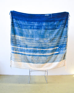 Patchwork Throw IV